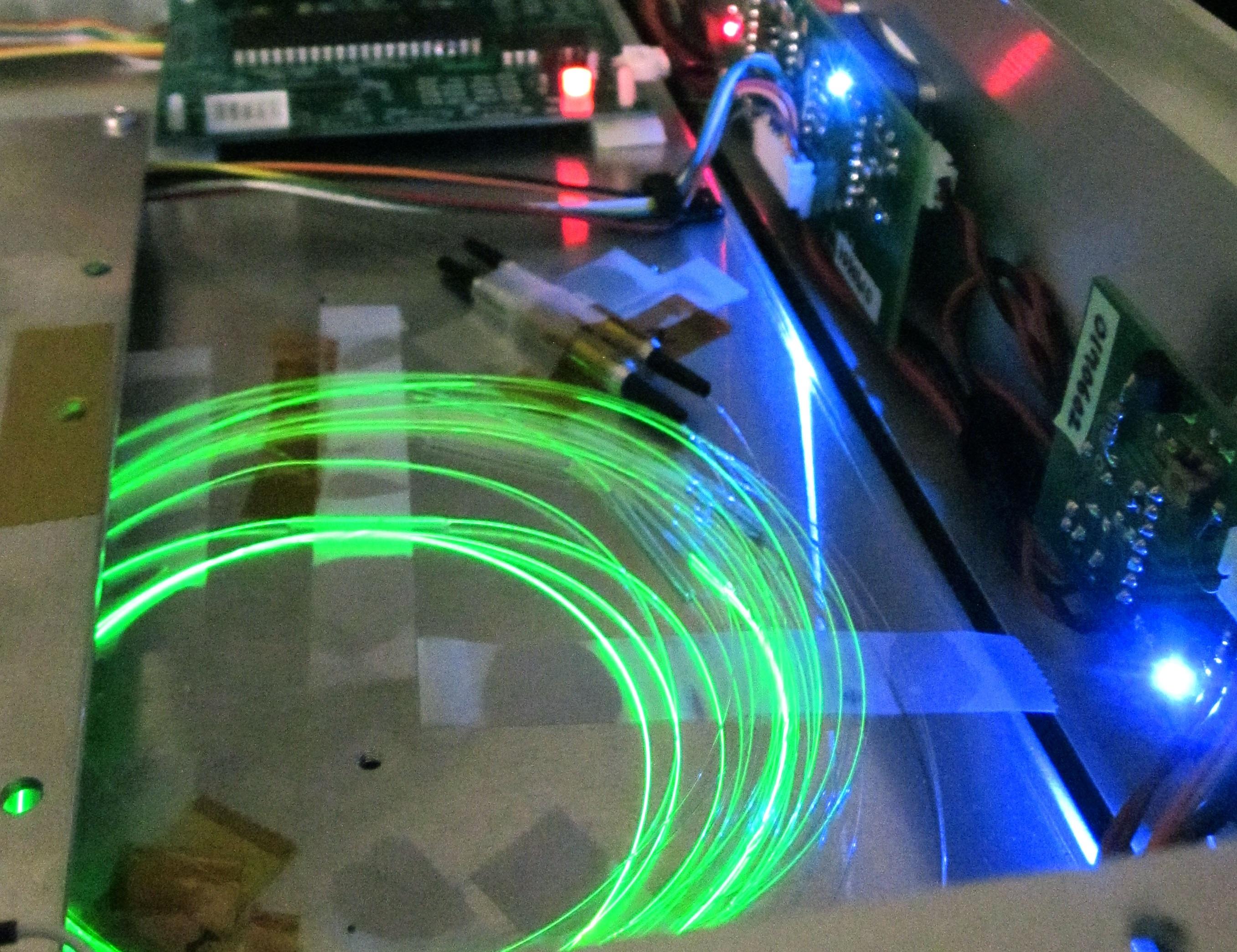 CNT Mode-Locked Fiber Laser